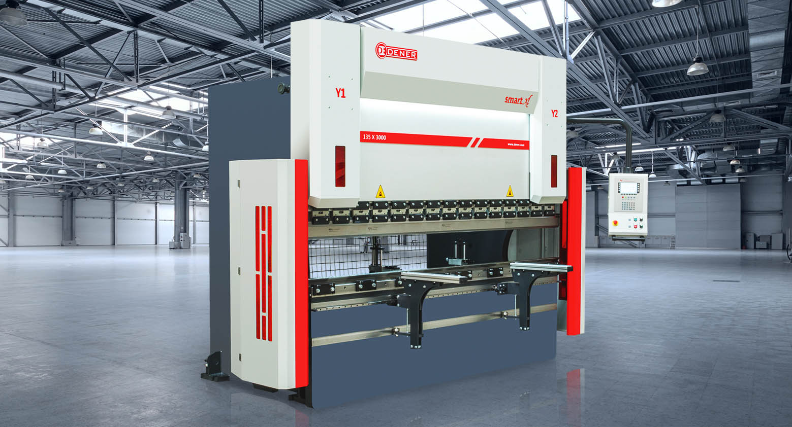 Smart XL Press Brake – DENER MACHINERY